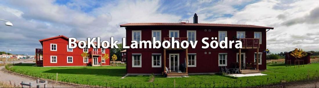 BoKlok Lambohov Södra
